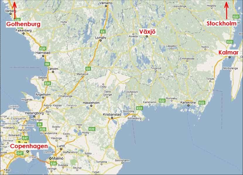 Växjö » EnercitEE Blog - EnercitEE is a European project aiming at ...