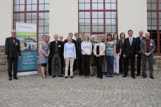 EnercitEE Teilnehmer Sachsen