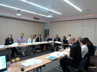Picture: Steering Group Meeting Heraklion