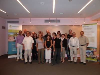 Picture: Working and Steering Group Meeting Heraklion