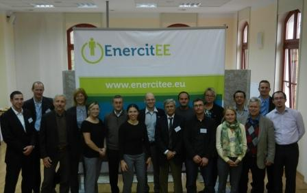 Picture: Experts and EnercitEE members