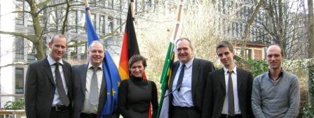 Picture: PraTLA kick-off meeting Brussels