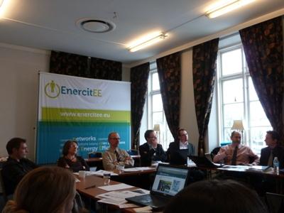 Picture: Working Group Meeting 4 Växjö