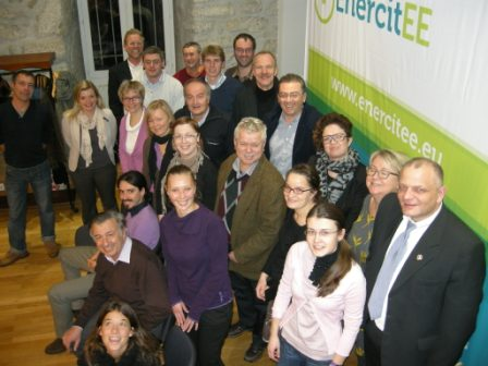 Picture: EnercitEE members